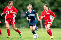 West Hollow vs Northport 10-1-15